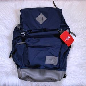 The North Face Rucksack Backpack In Urban Navy
